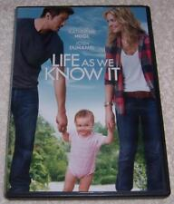 Life as We Know It DVD Katherine Heigl Josh Duhamel