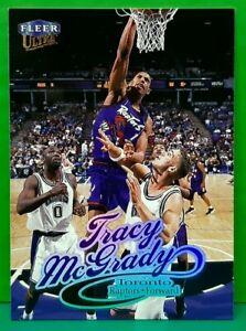 Tracy McGrady regular card 1998-99 Fleer Ultra #82