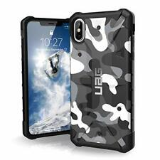 UAG Pathfinder SE Camo Cover Case iPhone XS Max Arctic Military Drop Tested PS