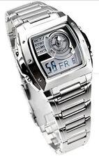 Casio Edifice EFA-123D-7A New Chronograph Analog Digital Mens Watch EFA-123D