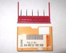 0.5mm SANDVIK COROMANT  R840-0050-70-A0B H10F SOLID CARBIDE DRILL JOBBER LENGTH
