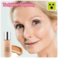Youth Velvet Foundation Professional Full Cover Waterproof Matte Base Make Up