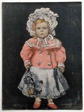 JUGEND Nr. 5 v. 1903, Jugendstil Illustrierte, Kindermode, Gari Melchers