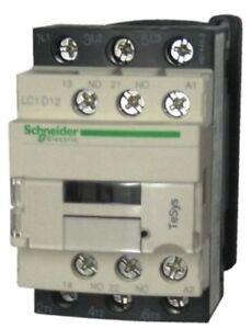 Schneider Electric TeSys LC1D12U7 3P  Contactor 5.5kW/400V 7.5HP 240V AC 12A