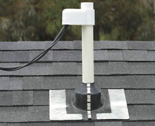 DEKTITE #3 (DSR103B) SHR SHINGLE ROOF RETROFIT PIPE FLASHING BOOT: Asphalt roof