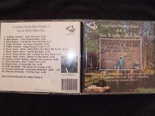CD LOUISIANA SWAMP BLUES / VOL 1 / LIVE AT TABBY'S BLUES BOX /