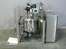 DCI 50 Liter 316L Stainless Filler Vessel w/ Valves, Sensors, Manuals & More