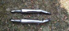 Auspuffendtopf Auspuff-Endtopf rechts + links Yamaha XVZ 1300  XVZ13 Venture