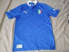 ITALY NATIONAL TEAM 2012-2013 FOOTBALL SOCCER SHIRT JERSEY MARIO BALOTELI boys