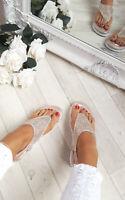 IKRUSH Womens Karley Embellished Sandals