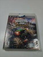 Monster Jam: Path of Destruction (PlayStation 3, PS3, Complete Tested VG