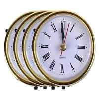 65mm Quartz Clock Insertion Movement [10 Pack]