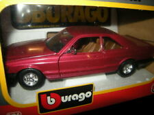 1:26 Bburago Mercedes-Benz 500 SEC in OVP