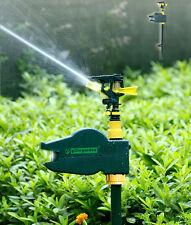 Motion Sprinkler Water Spray Animal Pest Repeller Scarecrow Away (Hi-Tech Valve)