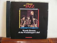 WOODY HERMAN at the... CD-Maestri del Jazz-De Agostini-fino 2 cd spese fisse