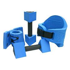 AquaJogger Active Value Pack Water Low-Impact WORKOUT REHAB Dumbbells Blue AP480
