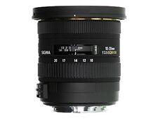 Sigma EX 10-20mm f/3.5 HSM EX DC Lens Canon Fit