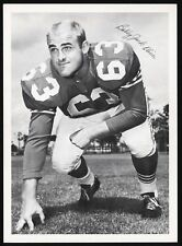 1961 Mr. Poulin Service Station Montreal Alouettes