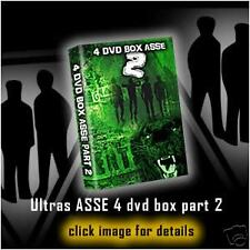 HOOLIGANS /ULTRAS DVD 4 DVD BOX ASSE part 2 !!!!