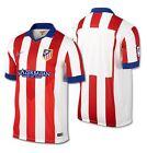 New Genuine Nike Atletico Madrid 2014/15 Home Shirt Boys Junior XS S L