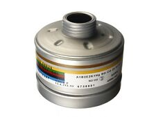 Dräger A1B2E2K1Hg NO CO P3RD Filter DIN EN Gewinde für Vollmaske - Kohlenmonoxid
