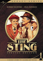 The Sting (DVD, 2005, 2-Disc Set, Special Edition) Legacy Series Brand New