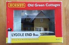 More details for mint 5*** hornby lyddle end n gauge building old green cottages n8010