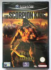 Scorpion King Rise Of The Acadia Juego De Gamecube Wii Compatible Nuevo Raro!