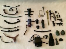 Gi Joe & Other Action Figure Accessories Guns, Dog Tags, etc ~ Ships Free