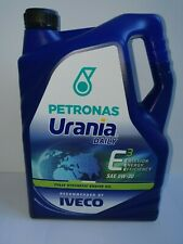 PETRONAS Fully Synthetic Daily Engine Oil 5w30 Urania IVECO 5l