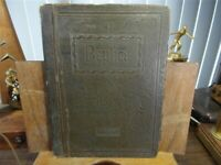 1927 Bushnell High School Illinois Original Yearbook Annual The Replica