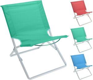 XQ Max - Foldable Beach Chair - WAS £22.99 NOW £18.99