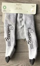 3-6 Months 2 Pairs Natures Purest organic Cotton Socks 009B