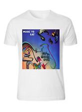 Hampton Grease Band T-shirt - Music to eat -  All sizes in stock