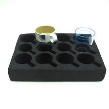 Camping Universal Glas- und Tassenhalter Halter aus Schaumstoff Glashalter