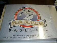Banner Baseball Board Game - Brand New sealed in box - 1996