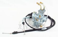 Carburetor W/ Throttle Cable Yamaha ATV YF60 YF 60 QT50 QT 50 PW50 MJ50
