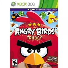 Angry Birds Trilogy (Xbox 360 Game)