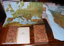 Dizionario delle Battaglie Storia Illustrata Mondadori + 2 mappe  L7 ^