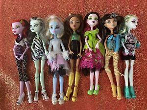 Bulk Monster High Dolls