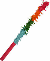 Pinata Buster Stick - Multi-Coloured Basher Birthday Party Game Toy