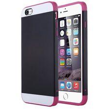 ULAK Impact Resistant iPhone iPhone 6 Plus, 6S Plus Case Anti-scratch Rose/Black