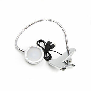 Adjustable USB LED clip lamp Design Lamp Desk Table Reading Lamp HOT