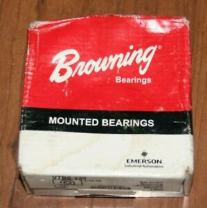 Browning VTBS-220 767461 Pillow Block Ball Bearing Unit - Tapped Base, 1.2500 in