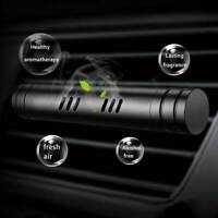 1X Universal Solid Car Air Freshener Long lasting Air Vent Perfume Car Accessory