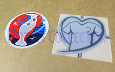 UEFA France 2016 Euro Qualifiers & Play With Heart Football Sleeve Soccer