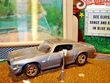1970 CHEVROLET CAMARO SS SUPER SPORT LIMITED EDITION MUSCLE CAR 1/64 JL HOT!!