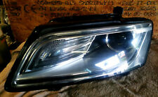 Audi Q5 SQ5 8R 12-15 Genuine Complete LEFT Front N/S Xenon Headlamp Headlight
