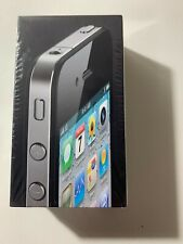 iphone 4 black 32gb neuf sealed new & not activated