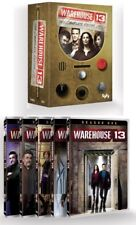 WAREHOUSE 13 1-5 (2009-2014) COMPLETE SyFy TV Series Seasons  NEW  UK DVD not US